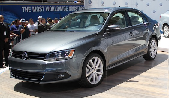 All new 2011 Volkswagen Jetta